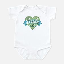 Heart Bride 2013 Infant Bodysuit