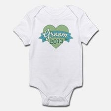 Heart Groom 2013 Infant Bodysuit