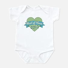 Heart Maid of Honor 2013 Infant Bodysuit