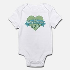 Heart Ring Bearer 2013 Infant Bodysuit