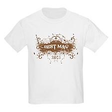 2013 Grunge Best Man T-Shirt