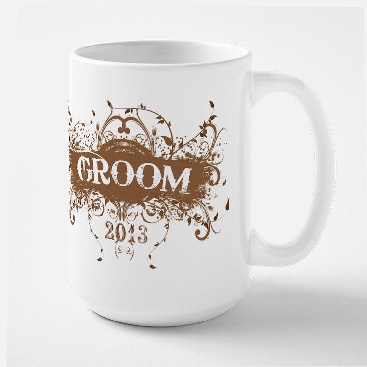 2013 Grunge Groom Mug