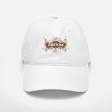 2013 Grunge Groom Baseball Baseball Cap