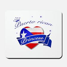 Puertorican Princess Mousepad