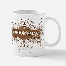 2013 Grunge Groomsman Mug