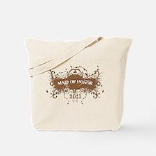 2013 Grunge Maid of Honor Tote Bag