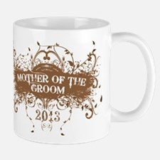 2013 Grunge Groom Mother Mug