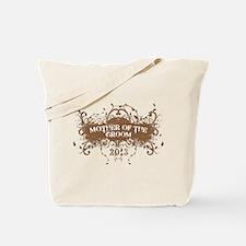 2013 Grunge Groom Mother Tote Bag