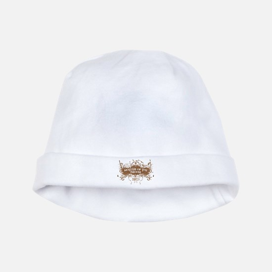 2013 Grunge Groom Mother baby hat