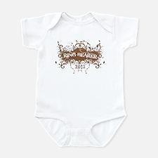 2013 Grunge Ring Bearer Infant Bodysuit