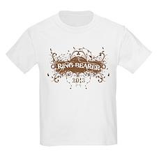 2013 Grunge Ring Bearer T-Shirt