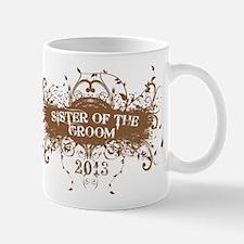 2013 Grunge Groom Sister Mug