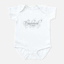 Fleur Amour 2013 Bridesmaid Infant Bodysuit