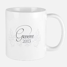 Fleur Amour 2013 Groom Mug