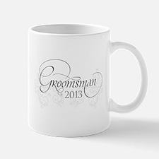 Fleur Amour 2013 Groomsman Mug