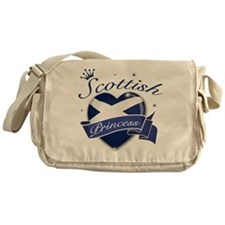 Scottish Princess Messenger Bag