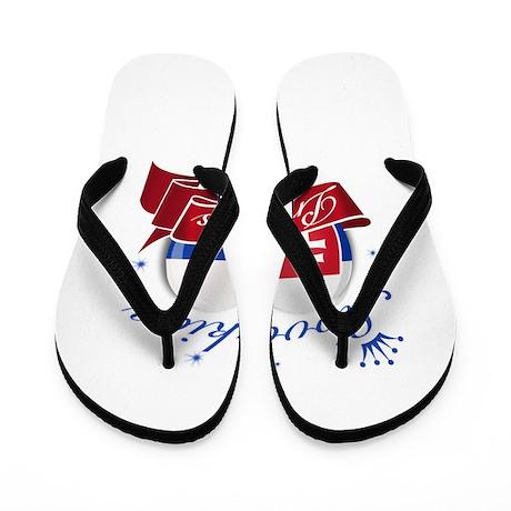Slovakian Princess Flip Flops