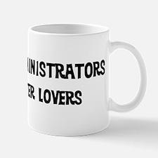 Database Administrators: Bett Mug