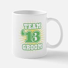 Sage Emblem Star Groom 12 Mug