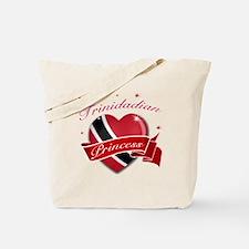 Trinidadian Princess Tote Bag