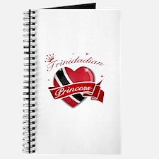 Trinidadian Princess Journal