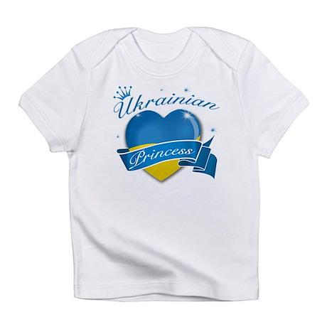 Ukrainian Princess Infant T-Shirt