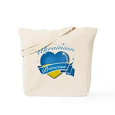Ukrainian Princess Tote Bag