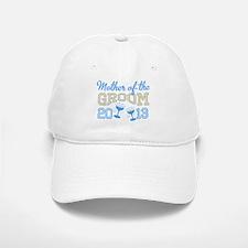 Mother Groom Champagne 2013 Baseball Baseball Cap