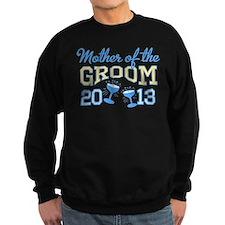 Mother Groom Champagne 2013 Sweatshirt