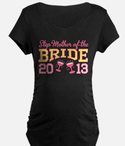Step-mother Bride Champage 20 T-Shirt