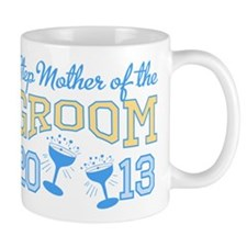Step-mother Groom Champagne 2 Mug