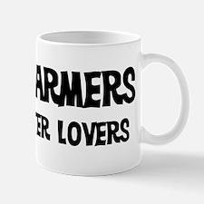 Dairy Farmers: Better Lovers Mug
