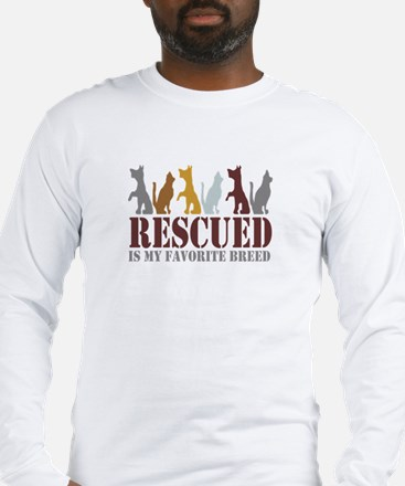 Adopt Long Sleeve T-Shirt