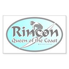 Rincon Rectangle Decal