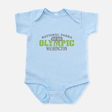 Olympic National Park WA Infant Bodysuit