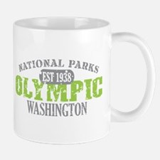 Olympic National Park WA Mug