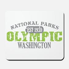 Olympic National Park WA Mousepad