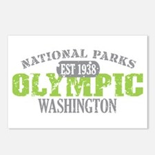 Olympic National Park WA Postcards (Package of 8)