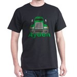 Trucker Ayden Dark T-Shirt