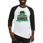 Trucker Ayden Baseball Jersey