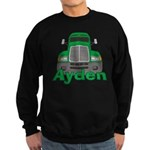 Trucker Ayden Sweatshirt (dark)