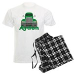 Trucker Ayden Men's Light Pajamas