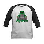 Trucker Ayden Kids Baseball Jersey