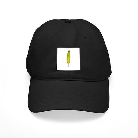 Corn On A Stick Black Cap