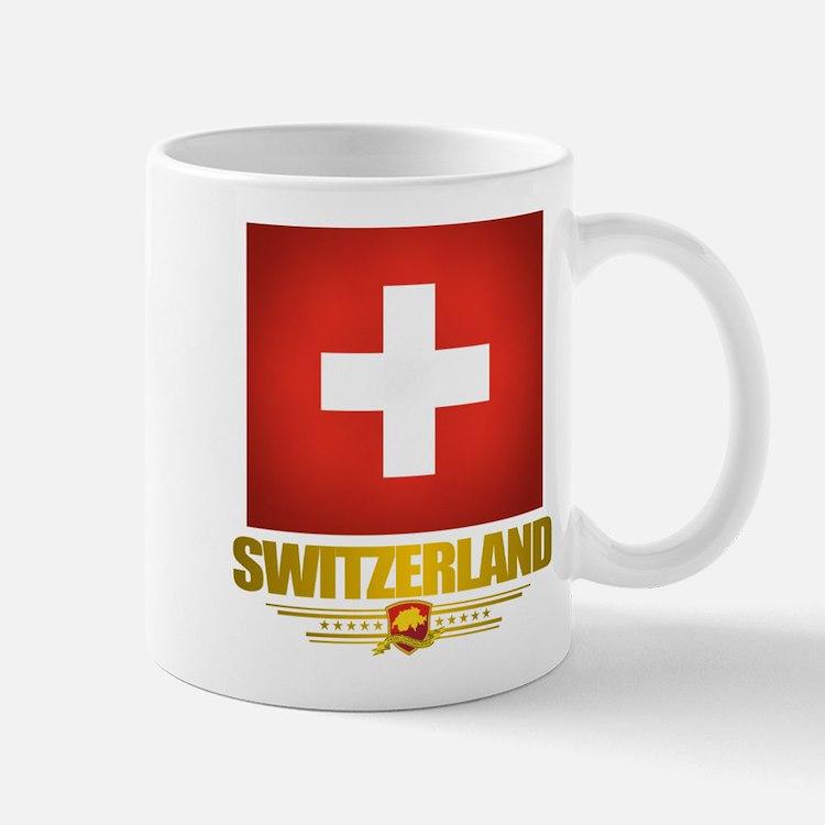 """""""Swiss Pride"""" Mug"""