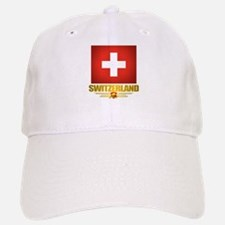 """Swiss Pride"" Baseball Baseball Cap"