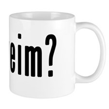 GOT WEIM Mug