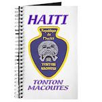 Haiti Tonton Macoutes Journal