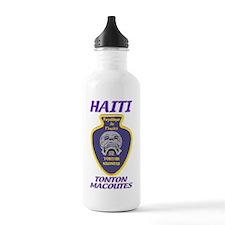 Haiti Tonton Macoutes Water Bottle