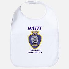 Haiti Tonton Macoutes Bib